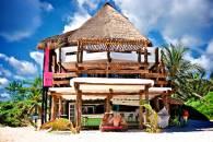 Playa Azul Tulum, restuarant and bar